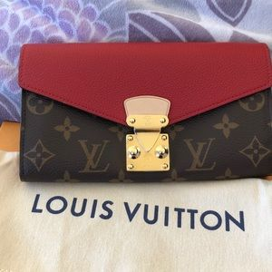 ❤️Louis Vuitton Pallas Wallet❤️NWT